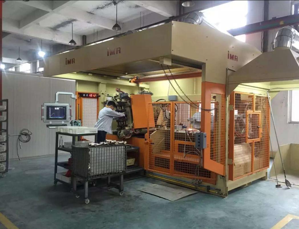低压铸造试产成功,技术革新助力生产(旧官网新闻迁移)